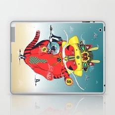 CATCRANEFISH Laptop & iPad Skin