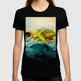 Abstract Mountain T-shirt