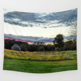 Colorful Barn Wall Tapestry
