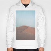 dune Hoodies featuring Dune by Richard PJ Lambert
