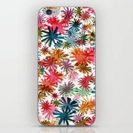 Pink Garden iPhone Skin
