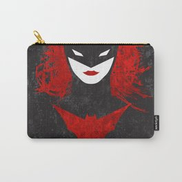 Bat Woman Carry-All Pouch