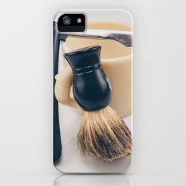 Barber iPhone Case