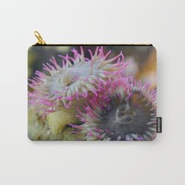 Anemone Pom-Poms Carry-All Pouch