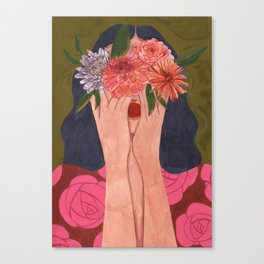 This Feeling of Mine Canvas Print