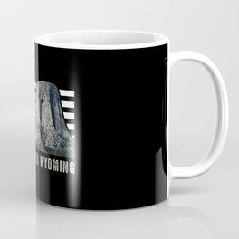 Devils Tower, Wyoming Coffee Mug