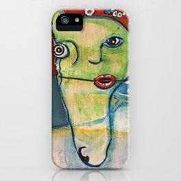 Dos Almas iPhone Case