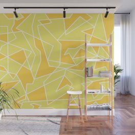 Trio Wall Mural