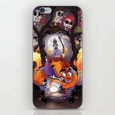 Grim Fandango iPhone & iPod Skin