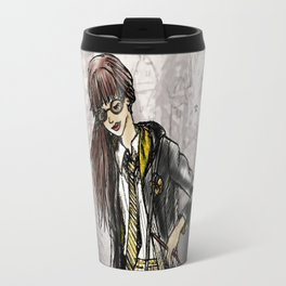 Hogwarts Dreams - Hufflepuff Travel Mug
