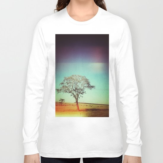 Light Tree Long Sleeve T-shirt