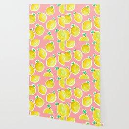 Lemon Crush 2 Wallpaper