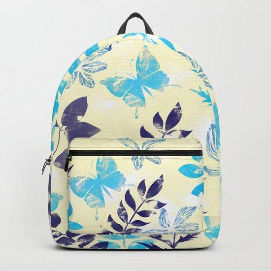 Floral Pattern VI Backpack