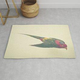 Bird Study #4 Rug
