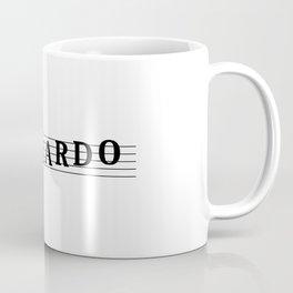 Name Eduardo Coffee Mug