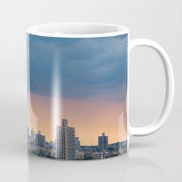 Sunset Rain Storm Coffee Mug