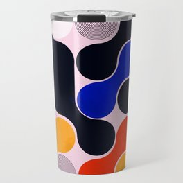 Mid-century no5 Travel Mug
