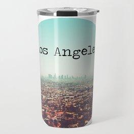 Los Angeles View Travel Mug