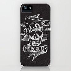 all men must die iPhone (5, 5s) Slim Case