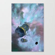 Anomaly Canvas Print
