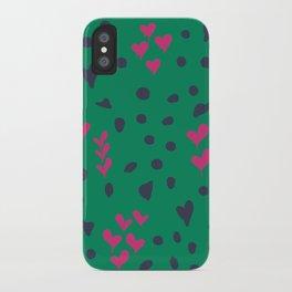 Animal Love iPhone Case