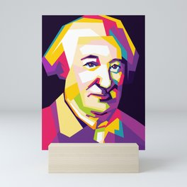 Johns Hanson Mini Art Print
