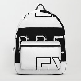 Exit Brexit Backpack