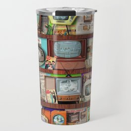 The Golden Age of Television Travel Mug