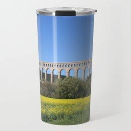 Aqueduct Roquefavour Travel Mug