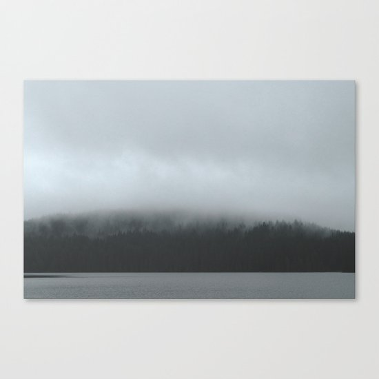 Monday Canvas Print