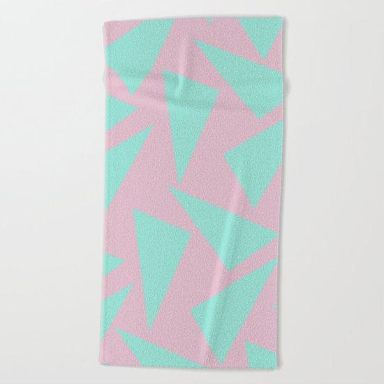 Pattern90 Beach Towel