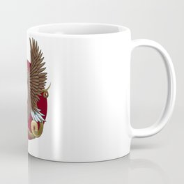 Eagle and Snake Coffee Mug