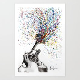 Soul of Sound Art Print