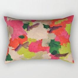Abstract muse Rectangular Pillow