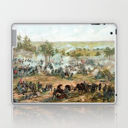 Battle Of Gettysburg -- American Civil War Laptop & iPad Skin