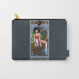 Crysta Nouveau - Fern Gully Carry-All Pouch