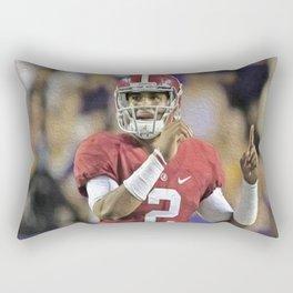 Hurts Rectangular Pillow