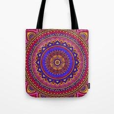 Hippie mandala 42 Tote Bag