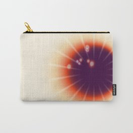 Tie and dye ultraviolet sun Carry-All Pouch