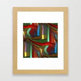 colormix -2- Framed Art Print