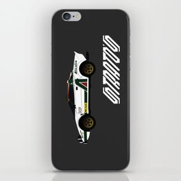 Lancia Stratos Rally iPhone Skin