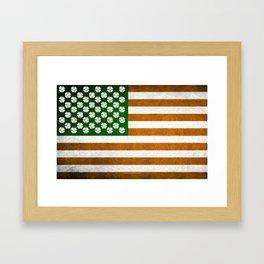 Irish American 015 Framed Art Print