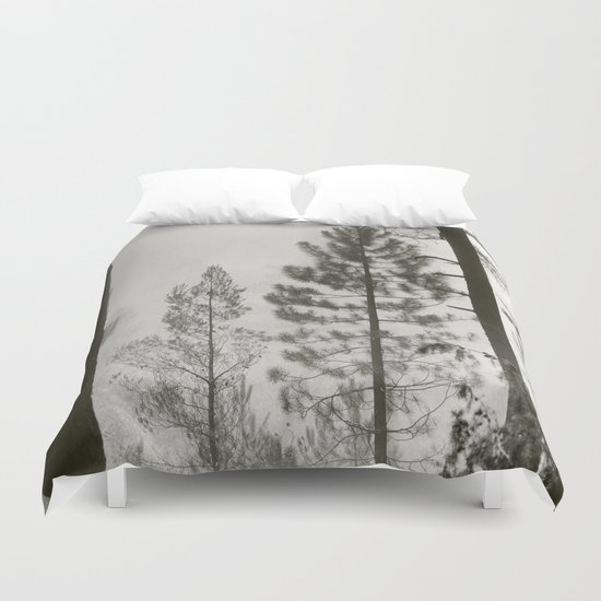 Into the woods VIII Duvet Cover