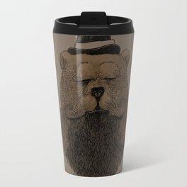 Grizzly Beard Travel Mug