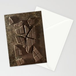 Choco break Stationery Cards