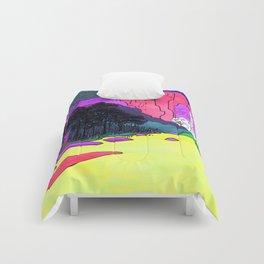 Waterfall #2 Comforters