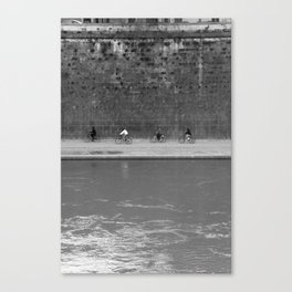 ROME POSTCARD 004 Canvas Print