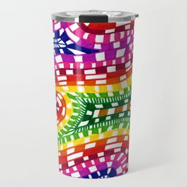 A River Runs Through It Travel Mug