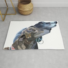 Lupin and Padfoot Rug
