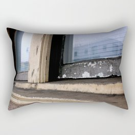 By The Freeway Rectangular Pillow